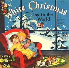 White Christmas and Joy to the World