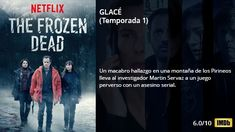 """Netflix Novedades on Twitter: """"GLACÉ (Temporada 1) Charles ... Charles Berling, Pascal Greggory, Netflix, Frozen, Thriller, Drama, Twitter, Movies, Movie Posters"""