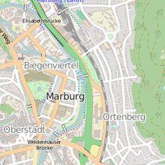 Marburg Railway Station - Marburg - Station - Germany | en.rail.cc