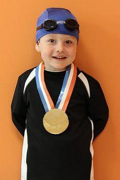 olympicswimemr costume