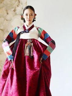 Clothing hanbok design hanbokkorean traditional hanbok dresses korean
