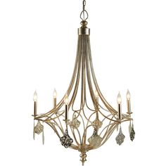 Ethan Allen Everly Chandelier ($1,560) ❤ liked on Polyvore featuring home, lighting, ceiling lights, vintage lamps, vintage lighting, vintage hanging lights, ethan allen lamps and chain lamp