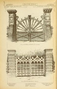 1915 - Vol. 2 -  Materials and documents of architecture & sculpture - A reissue of Matériaux et documents d'architecture et de sculpture, Paris, 1872-1914