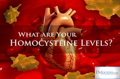 What are Your Homocysteine Levels? - DrJockers.com