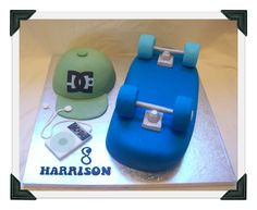 Skate Board Cake Auckland $350