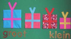 De Onderwijsstudio - Cadeau's van groot naar klein