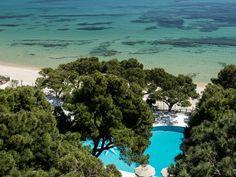 Forte Village Sardinia. Sardegna. La piscina dell