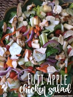 Fuji Apple Chicken S