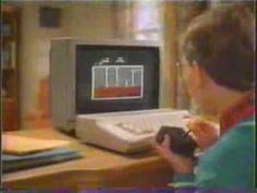 80's Radio Shack Color Computer Commercial - YouTube