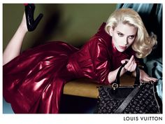 Scarlett Johansson for Louis Vuitton Fall 2007 Campaign