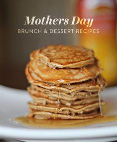 Top 35 Skinny Mothers Day Brunch & Dessert Recipes!