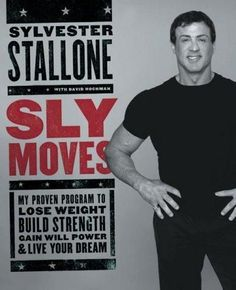 Are you ready to be a contender? Sylvester Stallone's actionoriented program for getting fit and eating right is also a revealing portrait of one of Hollywood's biggest stars. Sly Moves is more than j