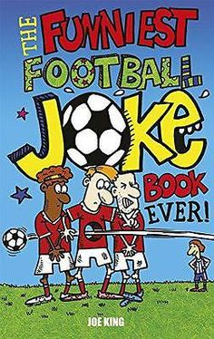 The #funniest #football joke book ever!, carl #mcinerney | mass market paperback ,  View more on the LINK: http://www.zeppy.io/product/gb/2/381895831409/