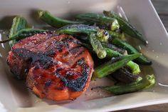 Cider-Brined Pork Chops - Barbecuebible.com