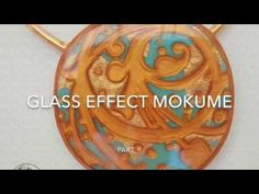 In this polymer clay tutorial you can learn to do mokume technique with a nice glass effect without using enamels or resins. You only need polymer clay and p...