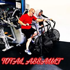 We are loving our new toys at C Results Fitness. The assault bikes have just added yet another heart pumping addition to some of our clients intense workouts. Let's get after it!!! #cresultsfitness #assultbike #beast #fitfam #life #fitfam #fitspo #motivation #getfit #letsgo #train #personaltraing #personaltrainer #exercise #intense #results #boom #fitnessfreak #fitnessjourney #bodybuilding #cardio