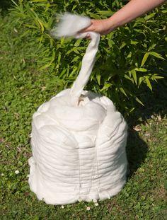 Erstmals auch in geprüfter GOTS-Qualität: Edle Merino-Schurwolle aus Argentinien für Nuno-Filzer und Handspinner mit höchsten Ansprüchen.  Zum Selberfärben mit Pflanzenfarben oder...