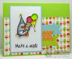 Your Next Stamp - Fun Friday Sketch and Color Challenge #13