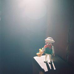 #playmobil #toy #film #analog #플레이모빌 #토이스타그램 #필름 #아날로그