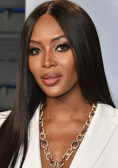 Most Beautiful People, Naomi Campbell
