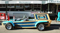 George Barris Car For Sale | George Barris - the Kustom King