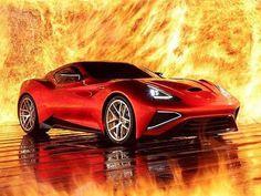 Vulcano V12, superesportivo híbrido concorrente da Ferrari