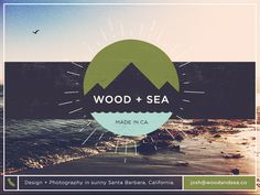 WOOD + SEA CO. by Josh Maynard