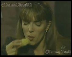 Laura Flores como Maria Fernanda de Santiago em Gotinha de Amor, Brasil - Cap 14