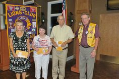 FFG Lions' 5th annual Reverse Raffle another complete success.
