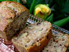 Mennonite Girls Can Cook: Zucchini Pineapple Loaf  (i'd like to try this with dried cranberries added in too)