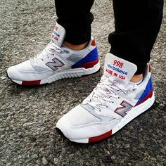 NEW BALANCE M998BT CONCEPTS KENNEDY ROSE INDEPENDENCE DAY MADE IN USA $175