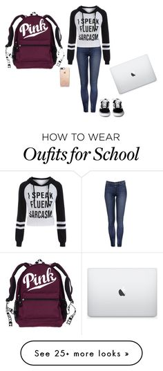"""""""School is.. school"""" by sonialicetmartinez on Polyvore featuring Casetify"""