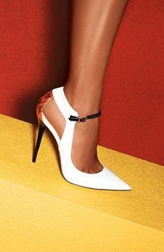 Spring 2014  Bring it on!!! Jimmy Choo 'Maiden' Pointy Toe Pump
