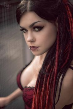 A page were you can see that goth can still mean beautiful . A place to be Goth and proud. Goth Beauty, Dark Beauty, Beautiful People, Most Beautiful, Beautiful Women, Amazing Women, Steampunk, Vampire Girls, Goth Women