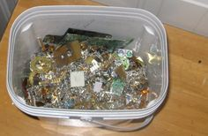 How-To: Recover Gold from Old Electronics