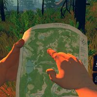 How Firewatch builds character through map design