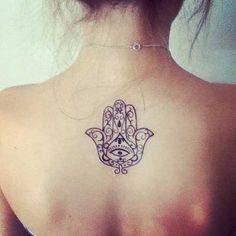 Tatuagens Femininas nas Costas Pequenas e Delicadas