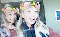 Lisa and Lena🌸 Nadia Turner, Lisa Or Lena, Lily Chee, Best Sister, Girly Pictures, Bff Goals, Best Friends Forever, My Little Girl, Best Artist