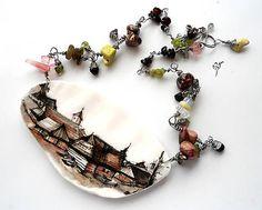 Jar.handmade / ..chalúpkovo..náhrdelník.