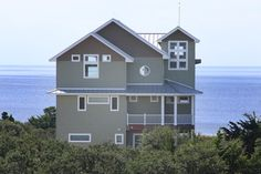 Outer Banks Vacation Rentals | Avon Vacation Rentals | WindCatcher #911 |  (5 Bedroom Soundfront House)