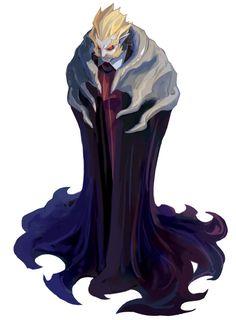 ✧ #characterconcepts ✧ Zenon - Disgaea 2: Cursed Memories