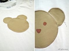 Pinned it/Tried it/Loved it | Applique with Sewing Machine