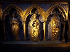 Jesus the Teacher in Notre Dame of Dijon