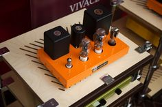 Triode Lab MII Parallel SE Mono Pair for sale. Valve Amplifier, Wall Of Sound, Tube, The Originals, Audio, Ideas