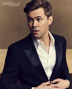 Andrew Rannells turns one year older today! The actor (who plays Elijah on HBO's #Girls) is celebrating his 38th. Photo: @joepug (Aug 23, 2016)