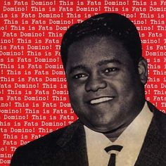 Fats Domino This Is Fats Domino! Import Vinyl LP New Orleans Legend On Vinyl LP! Originally released in 1956 on the Imperial label and collecting both old Im Fat, Vinyl Record Collection, Old School Music, Chuck Berry, Ray Charles, Rhythm And Blues, Lps, Rock N Roll, Album Covers