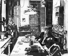 Corto Maltese by John Paul Leon *