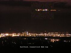 Hartford Webcam UFO