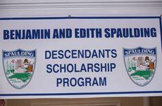 Benjamin and Edith Spaulding Reunion sign The Reunion, Sign, Signs