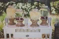 Les plus jolis bars à limonade pour votre mariage : à consommer sans modération ! Image: 22